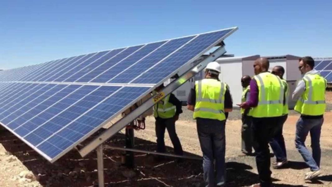 africa energia rinnovabili