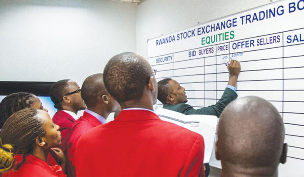 Ruanda, stock exchange