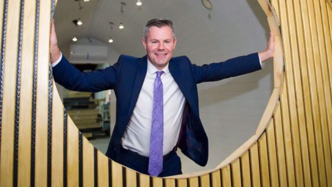 Scozia, ex ministro delle Finanze