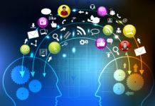 Social network, cervelli