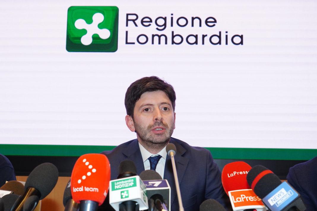 Speranza conferenza stampa coronavirus