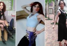 Trans inglese che non va in carcere