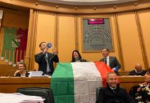 Proteste Zingaretti