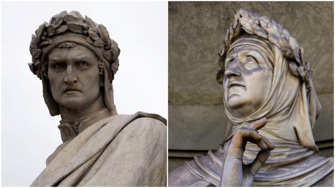 Dante e Petrarca