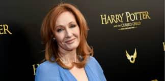 J.K. Rowling, la creatrice di Harry Potter