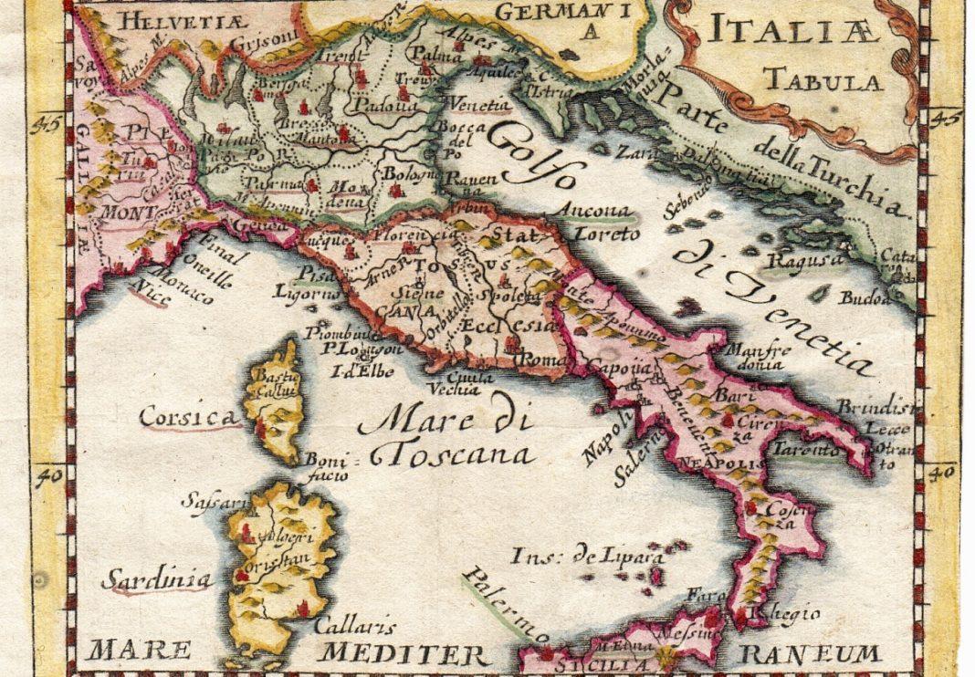Il Regnum Italiae