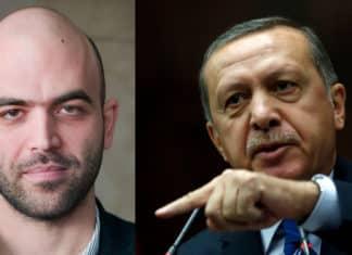 Saviano Erdogan Siria