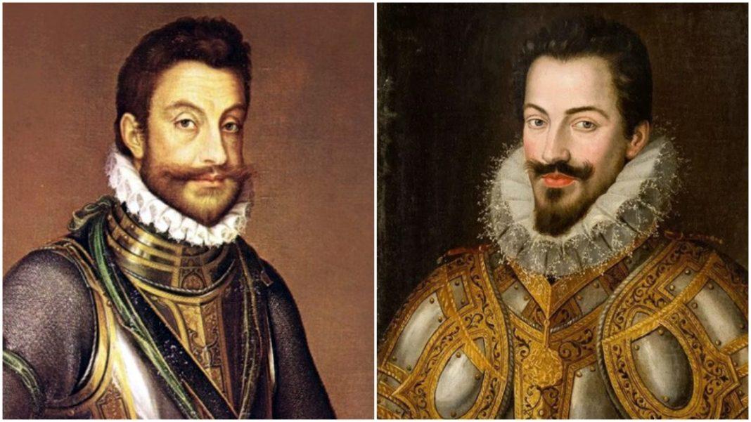 Emanuele Filiberto e Carlo Emanuele di Savoia