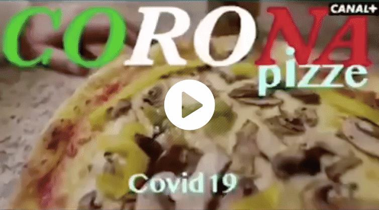 coronapizza francia
