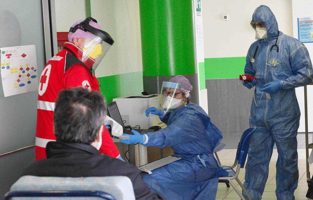 bergamo terapia intensiva coronavirus