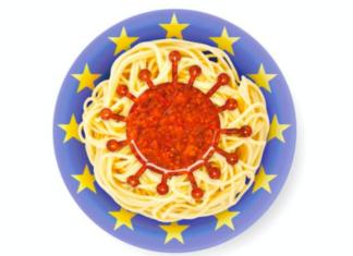 spaghetti coronavirus