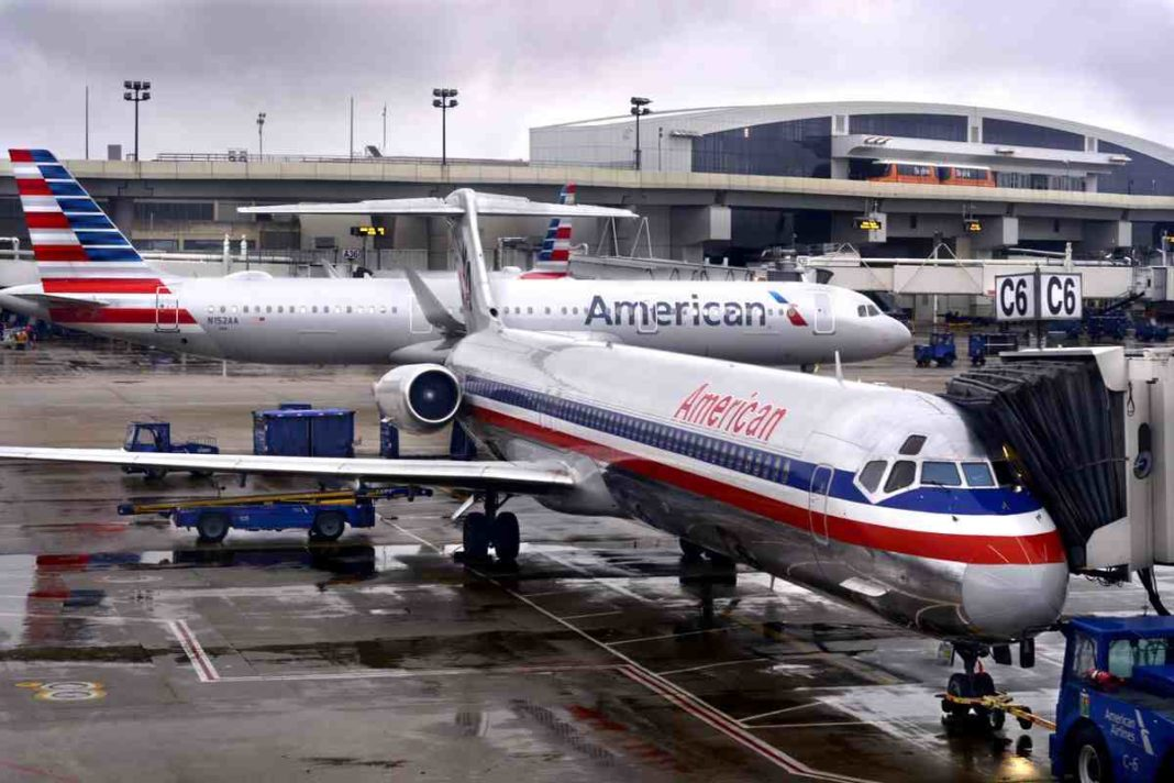 American Airlines, aerei