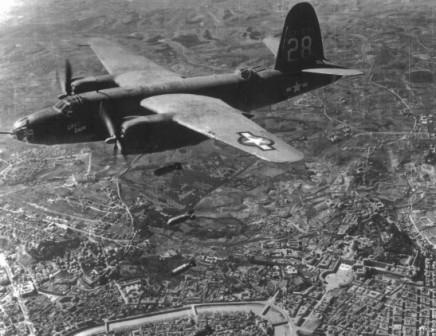 roma bombardamenti