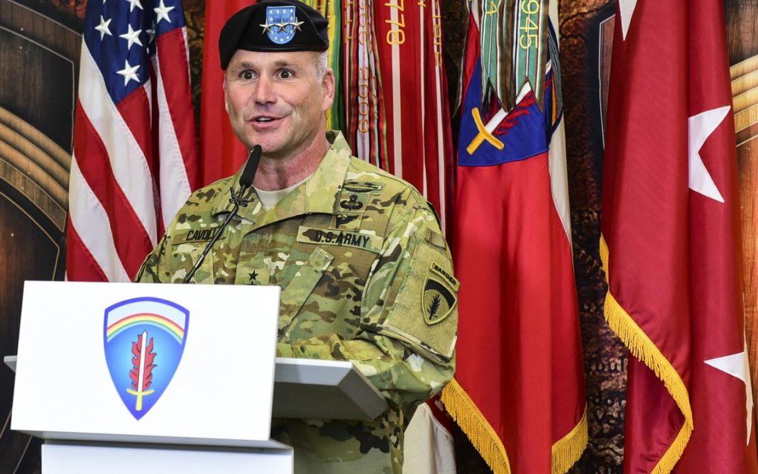 Defender Europe, generale americano