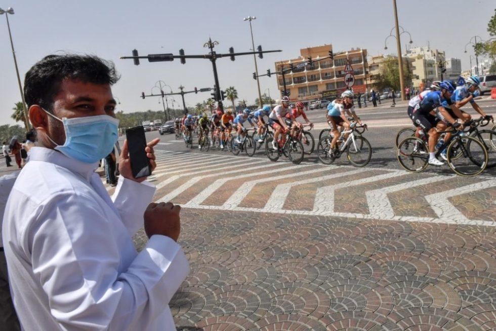 ciclismo, coronavirus