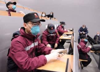 """Studio inglese: """"In Cina nuovo picco coronavirus a agosto"""""""