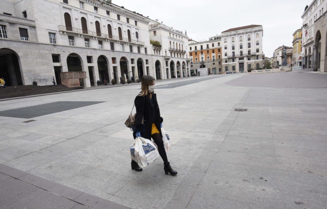 Coronavirus, Brescia