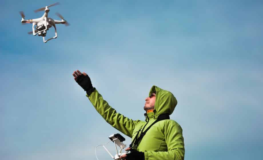 Droni, si dell'Enac a uso per monitorare cittadini emergenza coronavirus