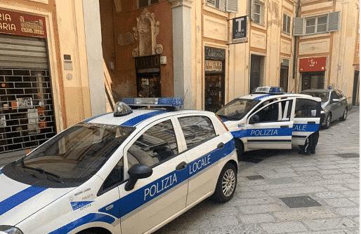 Polizia locale di Genova