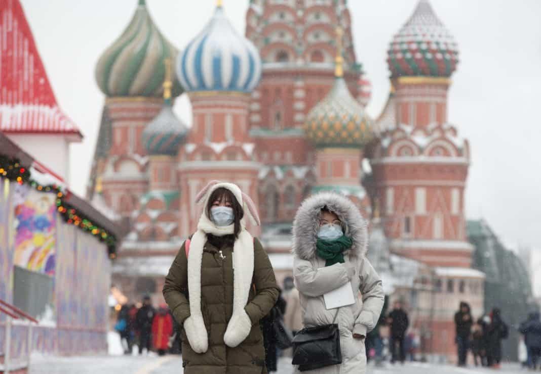 Russia, coronavirus