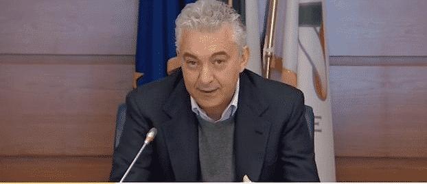 Domenico Arcuri Protezione civile coronavirus