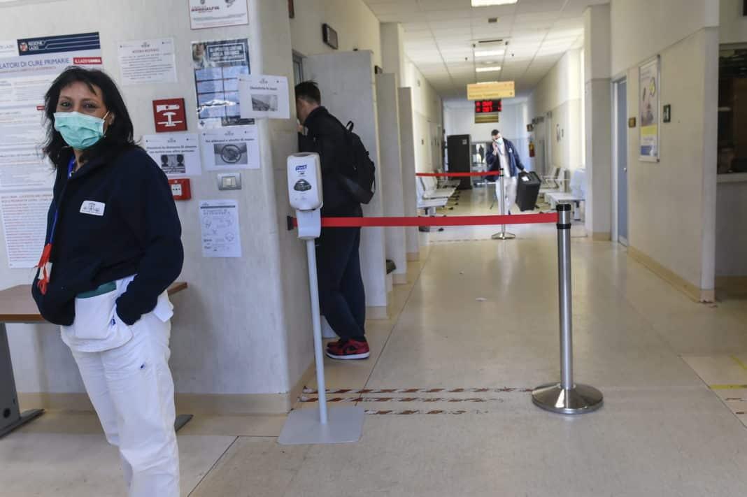 coronavirus, ospedale