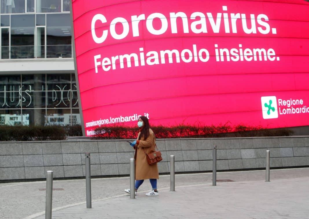Coronavirus, Lombardia