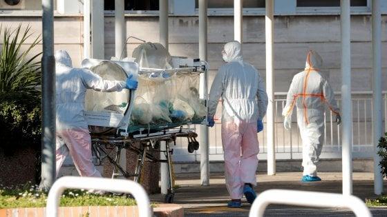 Fondi zona rossa per coronavirus