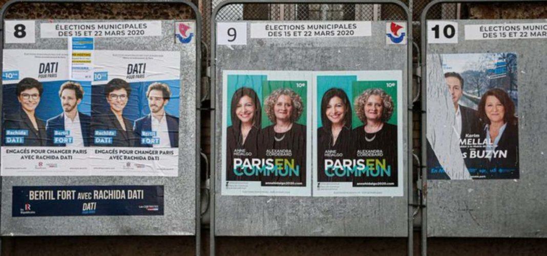 Francia, elezioni avanti nonostante coronavirus