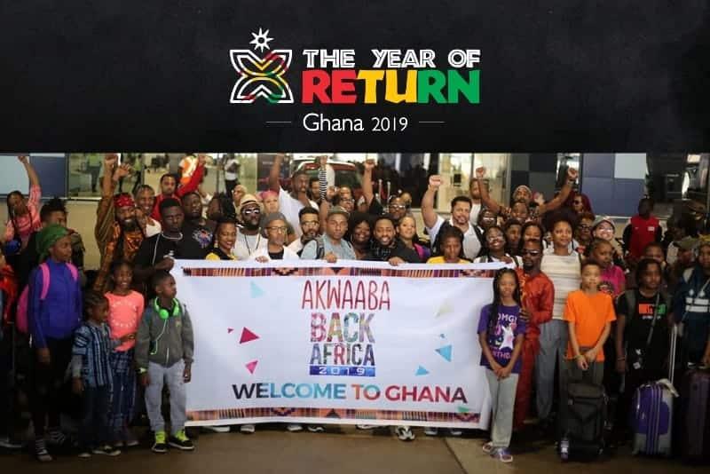 afroamericani ghana