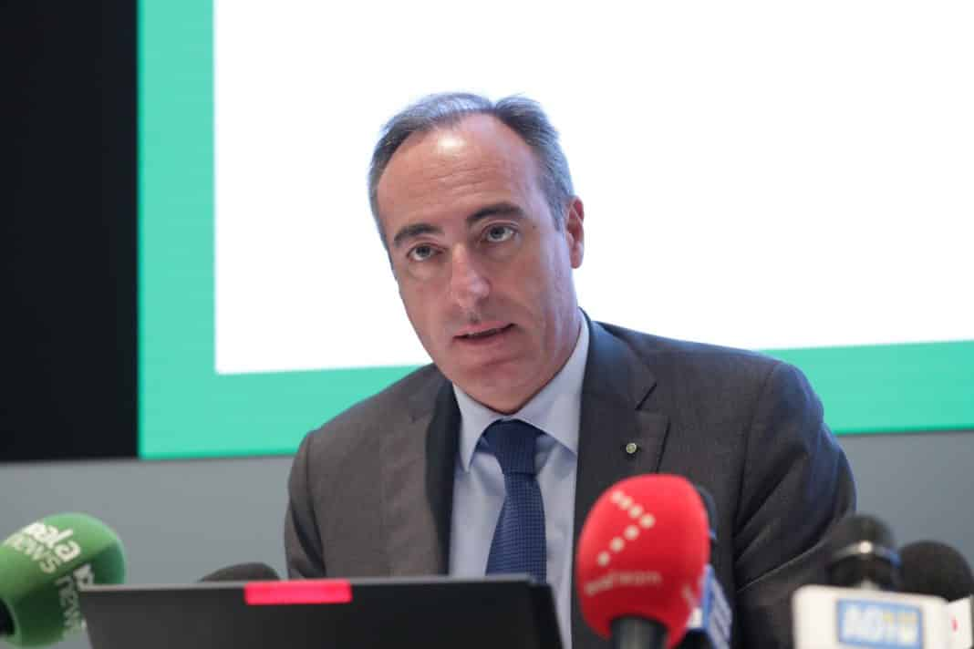 Giulio Gallera, assessore Welfare Lombardia sul coronavirus