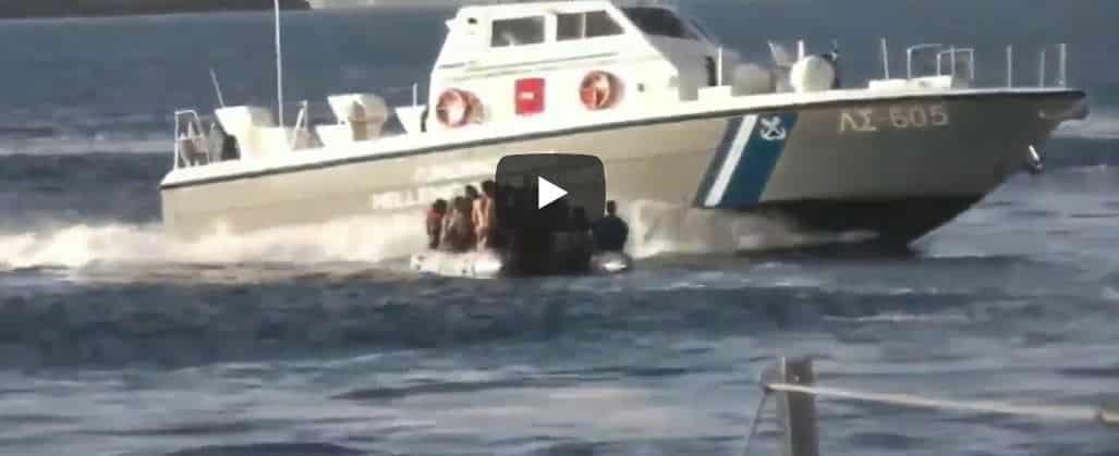 Grecia, guardia costiera
