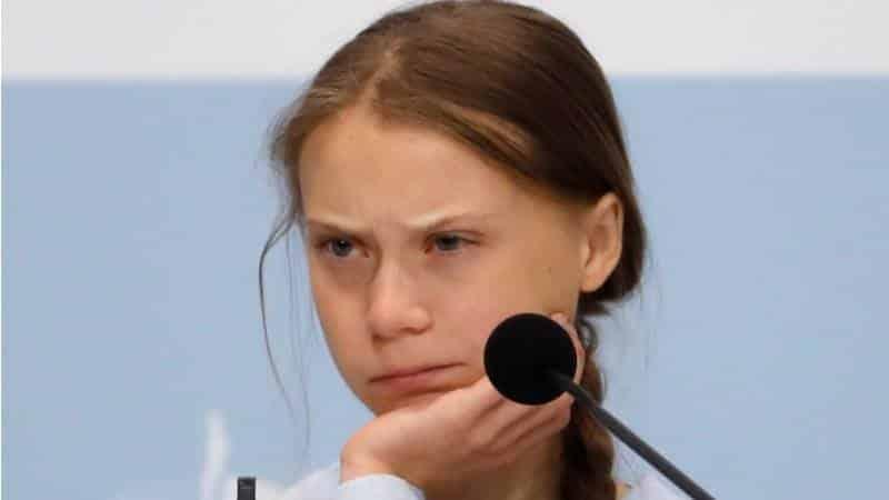 Greta Thunberg notizie in UNgheria