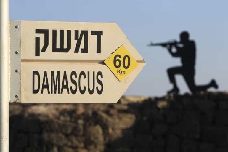 siria israele aiuta jihadisti