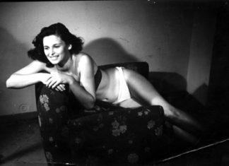Lucia Bosé, attrice