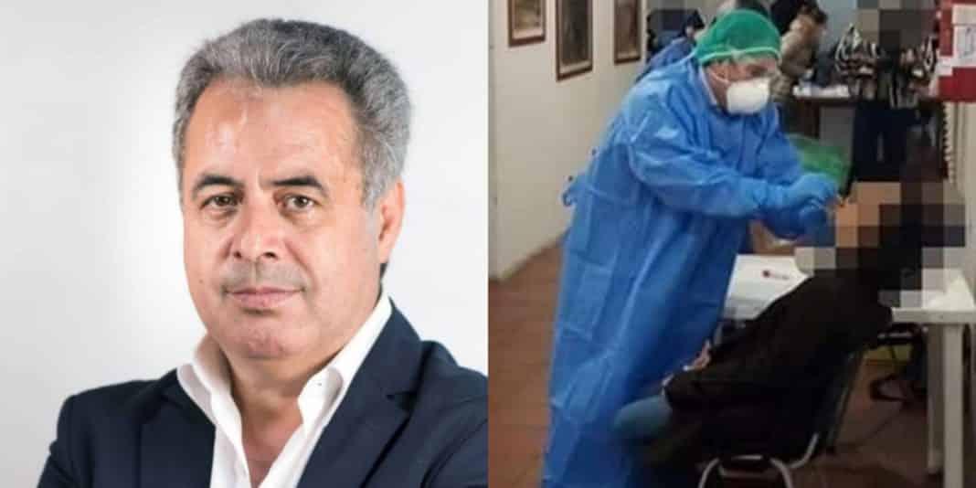 Calabria, sindaco infermiere