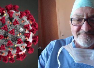 coronavirus, medico
