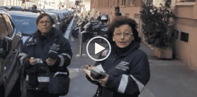Multe a Milano in tempi di coronavirus