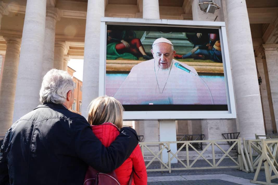 Papa Francesco, omelia