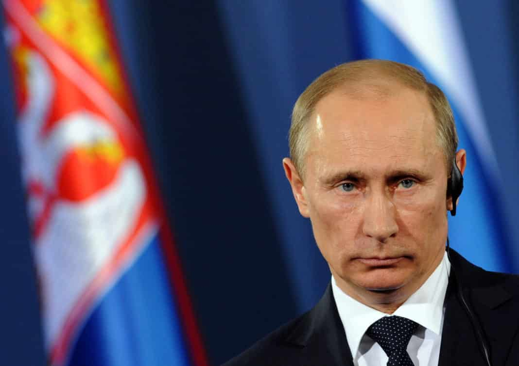 Russia, Putin