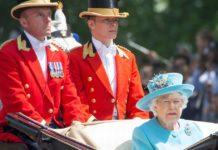 Carlo esce autoisolamento, paura per la regina