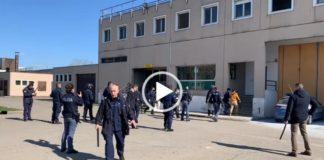 coronavirus carceri in rivolta