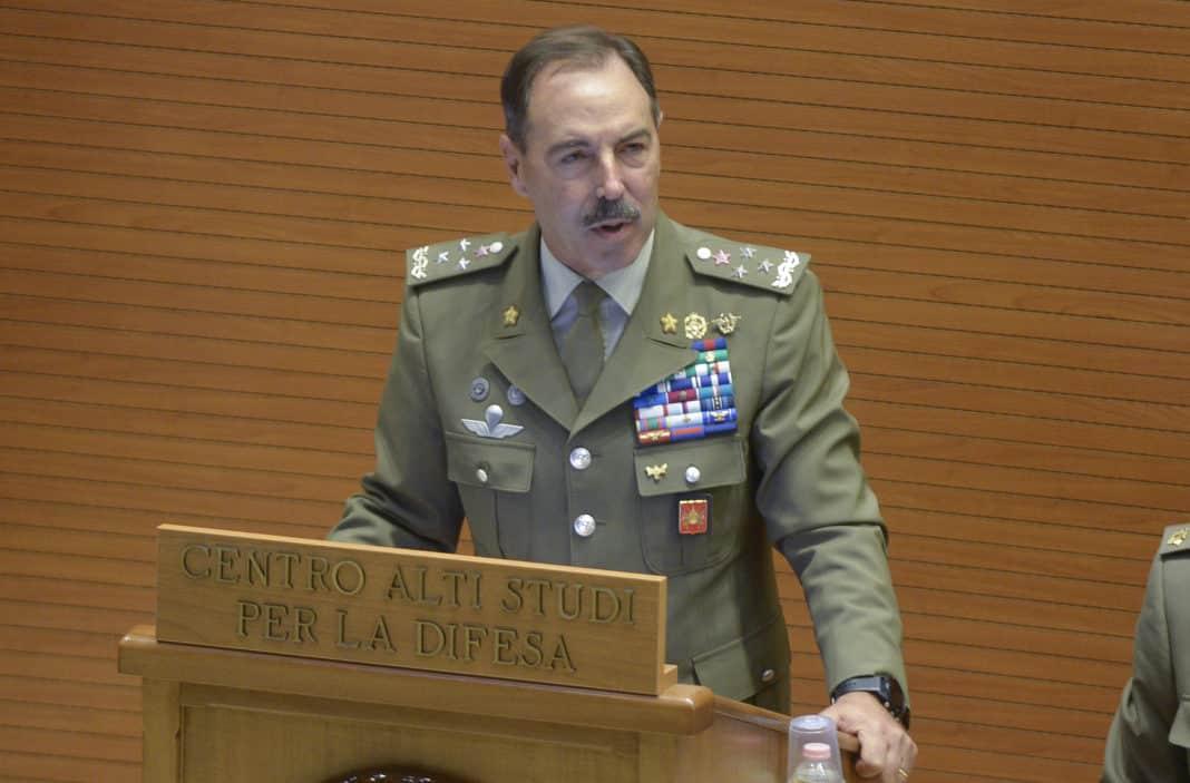 Esercito, generale Salvatore Farina