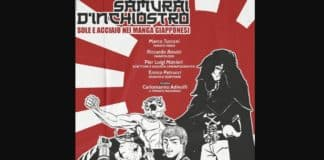 CasaPound, fumetto giapponese