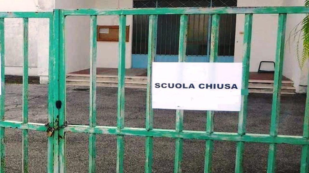 scuole, chiuse