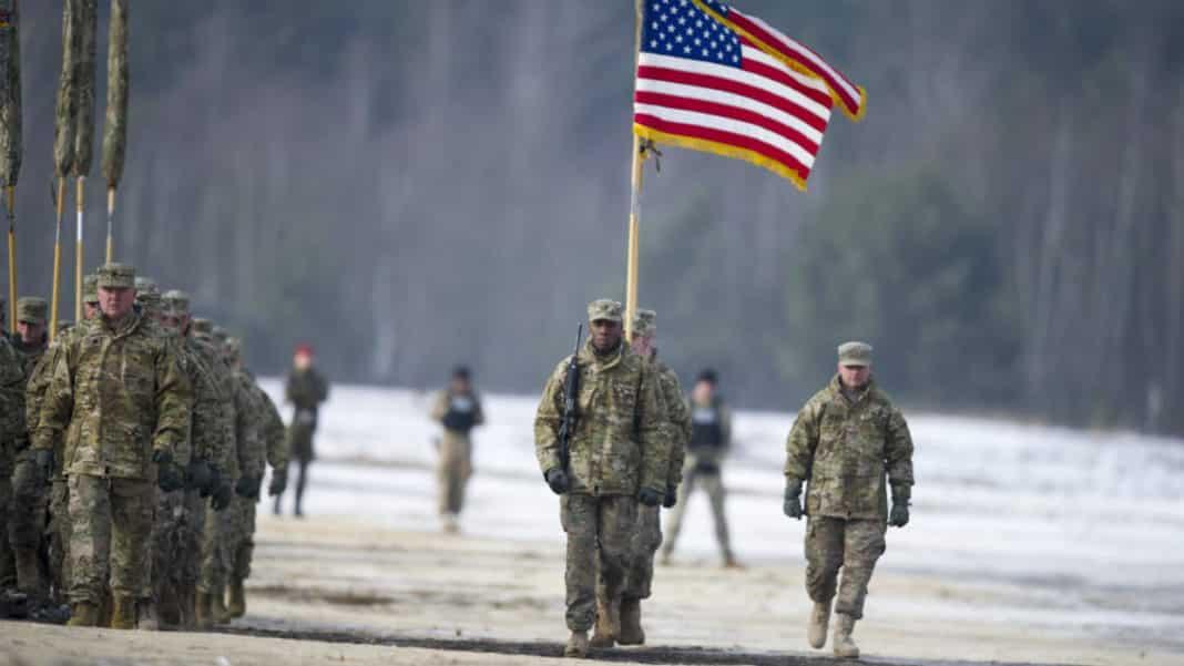 Defender Europe, soldati Usa