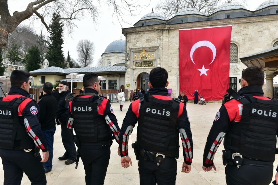 Turchia, forze speciali