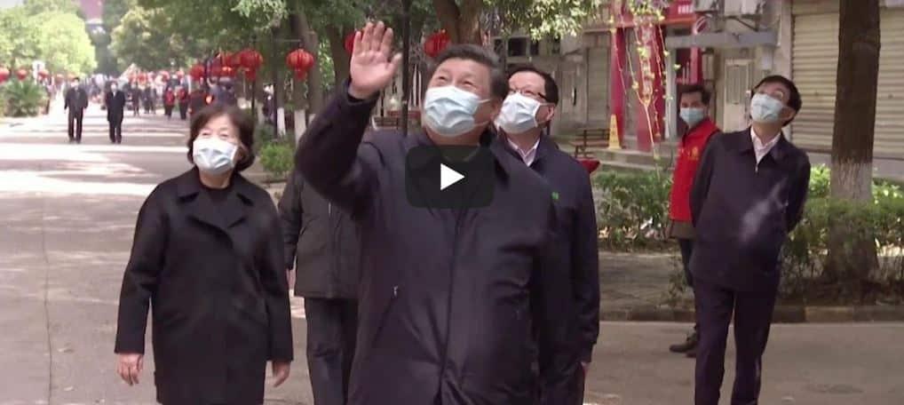 Cina, Xi Jinping