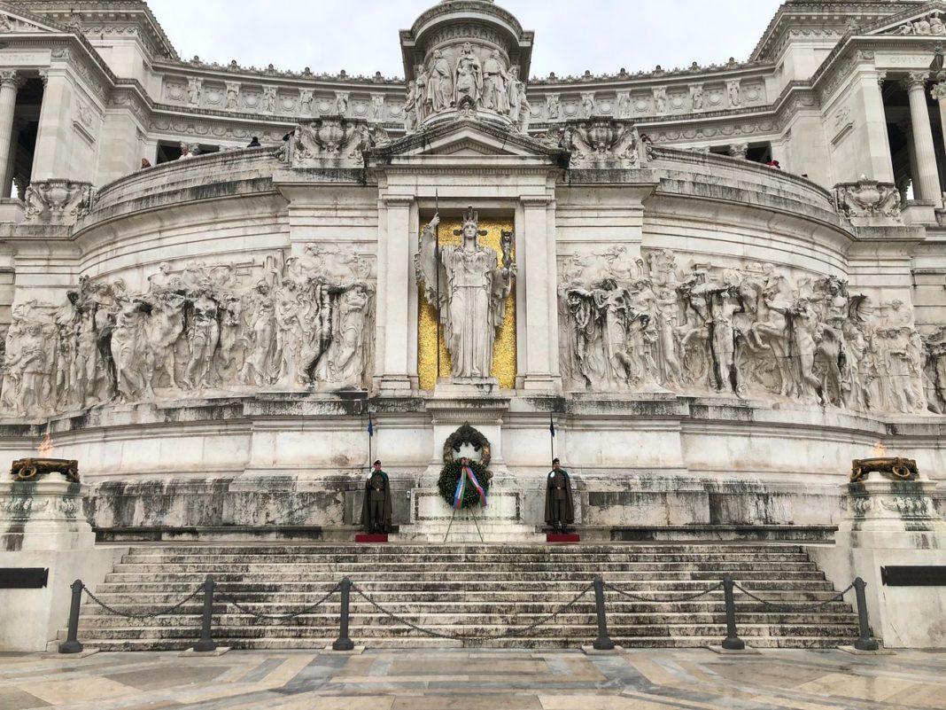 Altare della Patria e milite ignoto