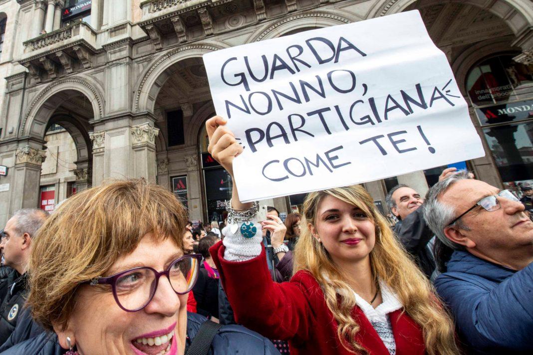 Antifascismo e 25 aprile